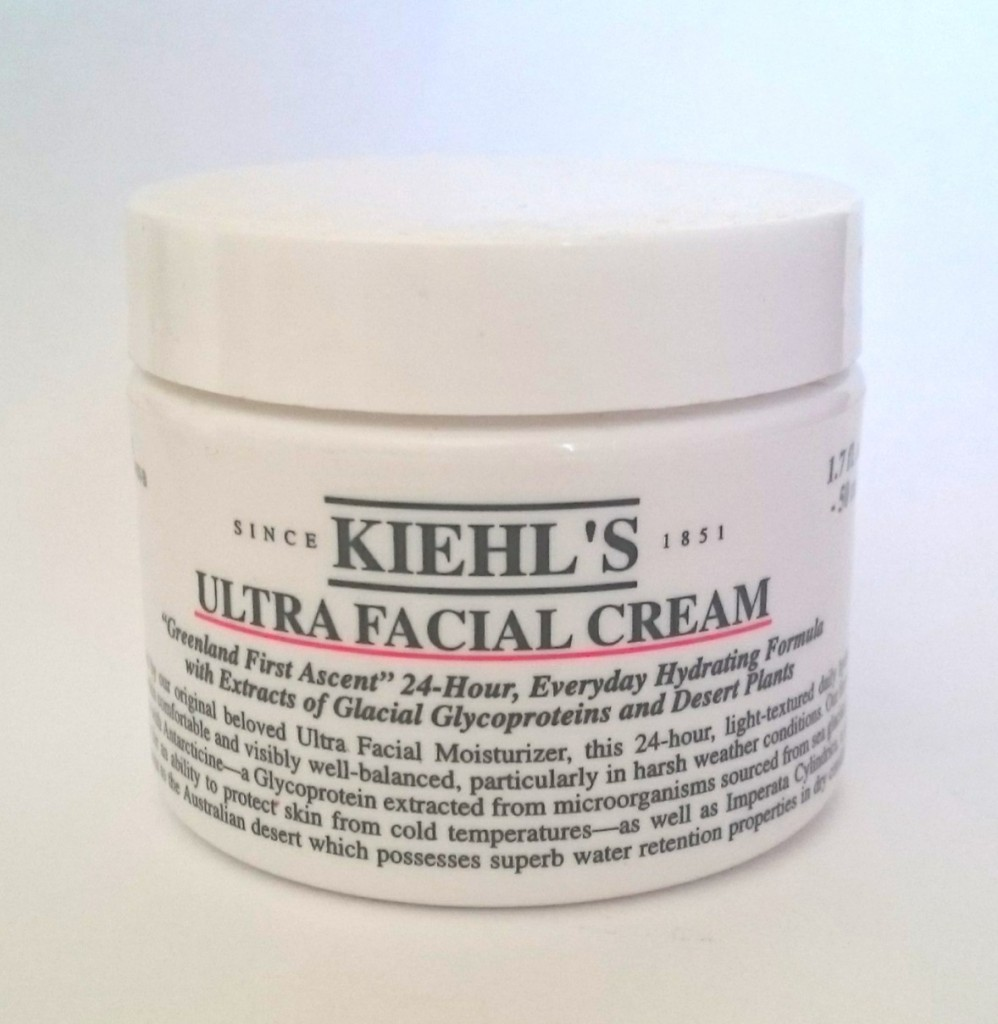 ultra facial cream khiels