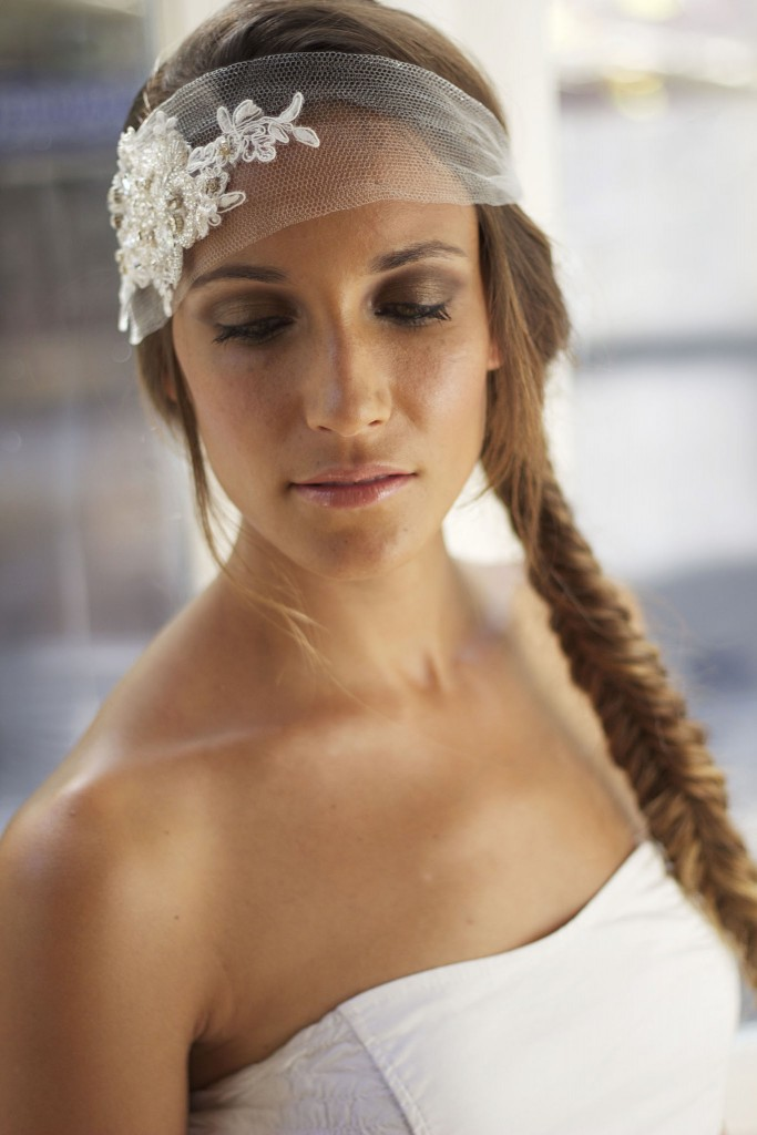 bridal makeup smoky eyes